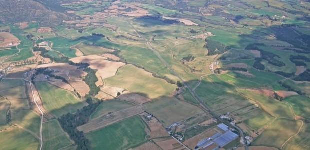 Polígon industrial d'Òdena (Anoia)