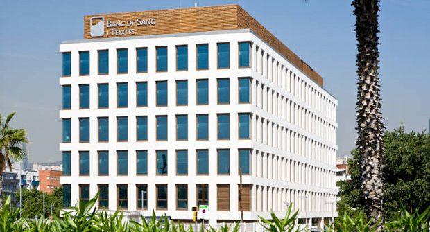 Edifici Banc de Sang i Teixits