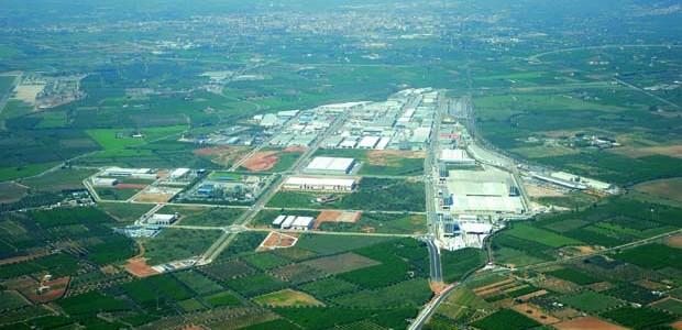Constantí Industrial Estate