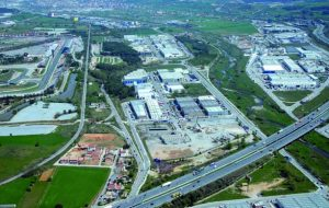 Granollers-Montmelo industrial estate