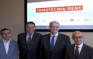 Conferència informativa per a presentar les novetats del nou saló Inmotecnia Rent