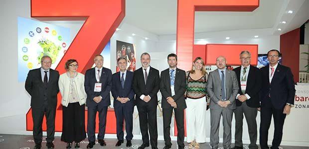 El Secretari d'Estat d'Habitatge del Ministeri de Foment, Pedro Saura, inaugura BMP