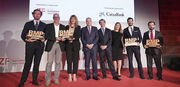 El Mercat de Sant Antoni, el World Green Building Council, HIP i Mayordomo (Barcelona), premis BMP 2019