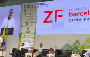 El CZFB explains its support for the Economy 4.0 at the 21st FITAC International Trade Congress