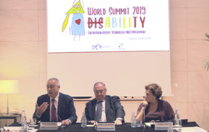 World leaders are meeting in Barcelona to debate full inclusiveness for people with disabilities