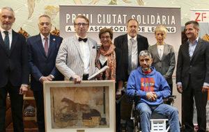 El Consorci de la Zona Franca i Onda Cero reconeixen la tasca de l'Associació Catalana d'Atàxies hereditàries i d'Acencas