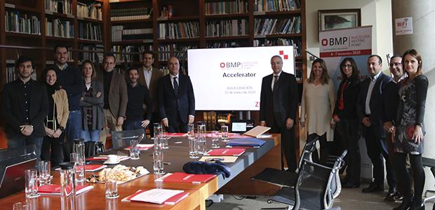 El CZFB i La Salle-URL potencien la innovació de sis startups immobiliàries en el segon BMP Accelerator Program