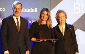 Els Premis Empresa de l'Any 2019 distingeixen a Blanca Sorigué amb el Premi Equipara
