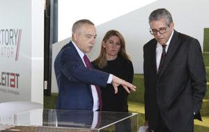 El Cònsol del Marroc a Barcelona visita el Consorci de la Zona Franca de Barcelona