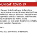 Comunicat CZFB Covid-19