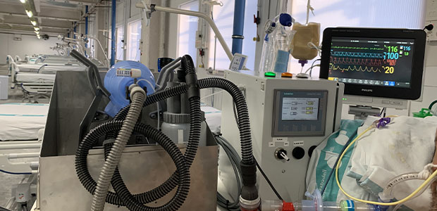 Leitat1 Reaches ICU patients as a Certified Campaign Respirator
