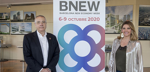 Zona Franca has created BNEW, a disruptive event to reactivate Barcelona's economy