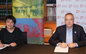 TMB y el Consorci de la Zona Franca impulsan el hidrógeno como energía de la nueva movilidad