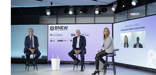 BNEW conecta los cinco sectores clave para la recuperación económica