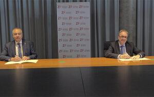 """La Zona Franca de Barcelona y el Programa Incorpora de la Fundación """"la Caixa"""" firman un acuerdo de colaboración"""